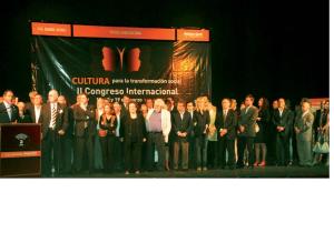 Congreso cultura para la transformación social