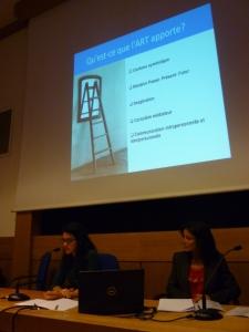 Presentación de Anna Mundet