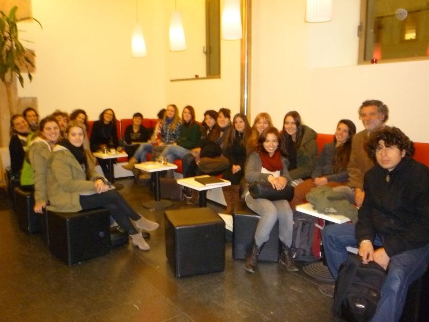Classe al carrer_Art i intervenció social