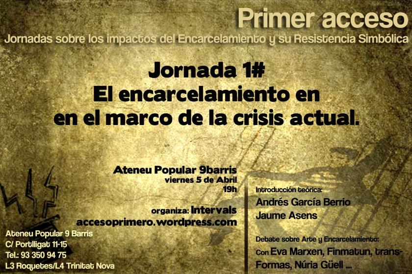 el encarcelamiento en el marco de la crisis