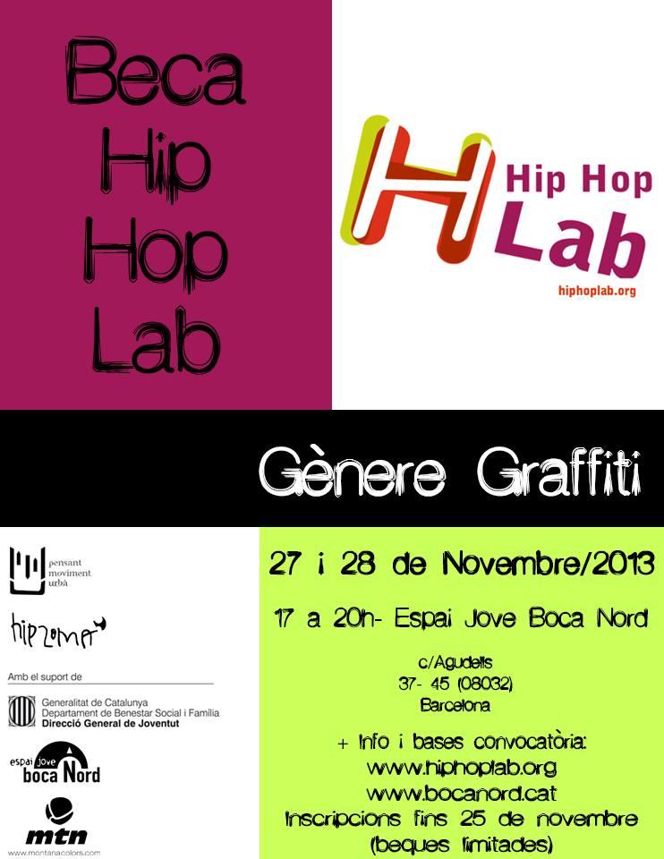 Beca hip Hop Lab
