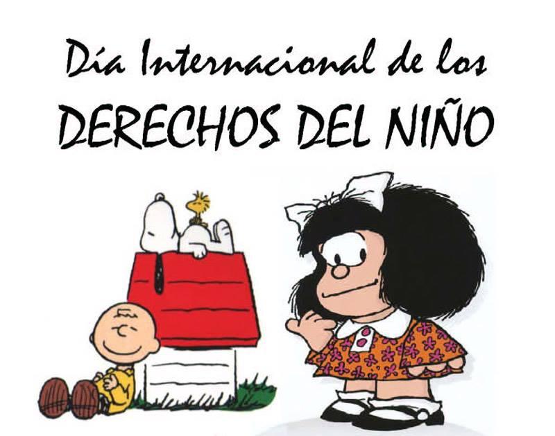 dia internacional de los derechos del niño y la niña
