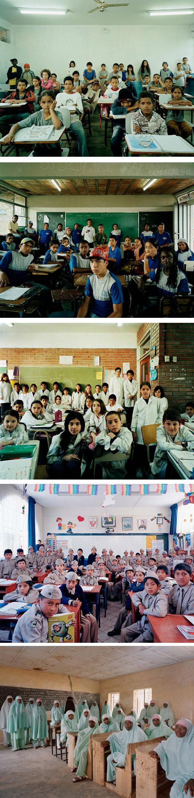 Classroom Portraits