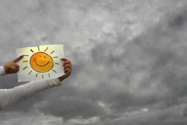 cualquier día puede salir el sol