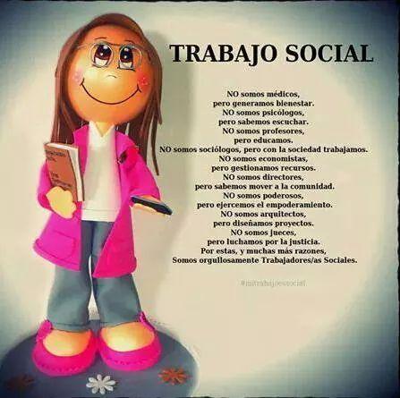trabajadores sociales