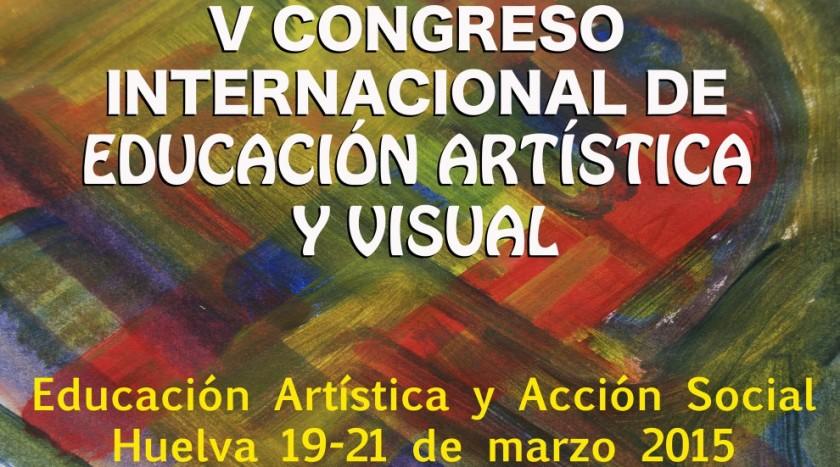 Congreso educación artística Huelva
