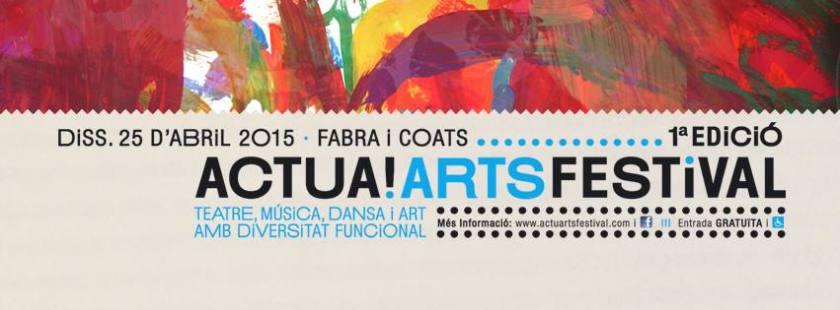 Actua arts festival 2015