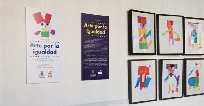 Arte por la igualdad
