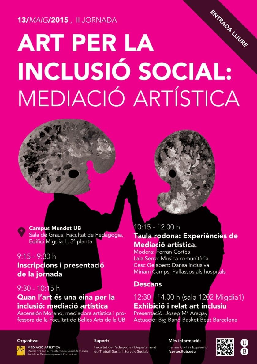 II Jornada de Mediació Artística