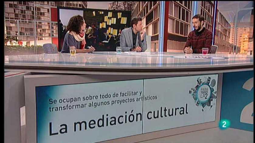 La mediación cultural. Javier Rodrigo