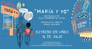 Maria y yo_Documental