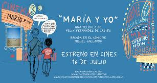 Maria y yo_Documental