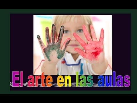 el arte en las aulas