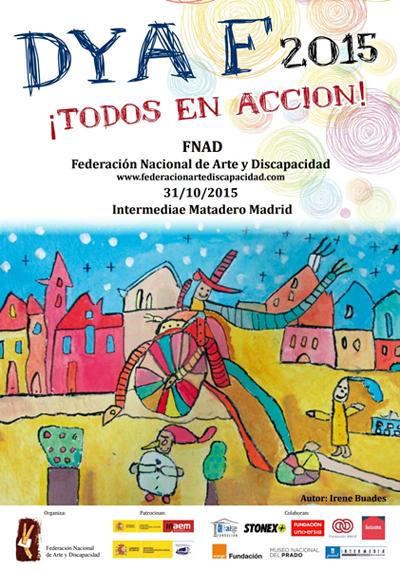 III Jornadas de la Federación Nacional de Arte y Discapacidad