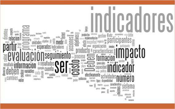 indicadores evaluación