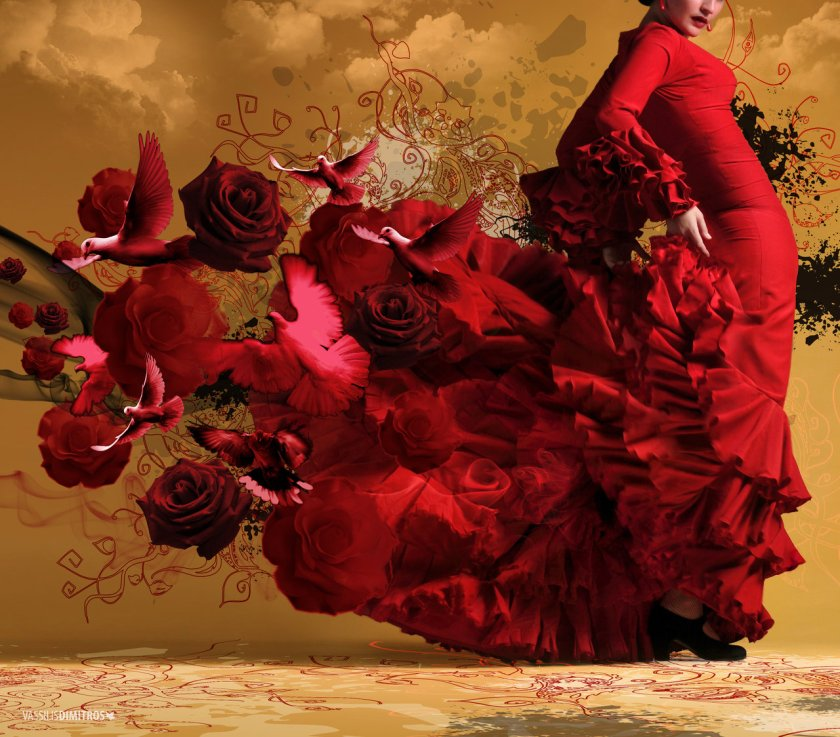 flamenco_by_dimitrosw