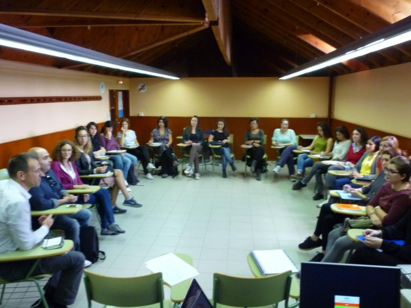 presentación posgrado Arte para la inclusión social