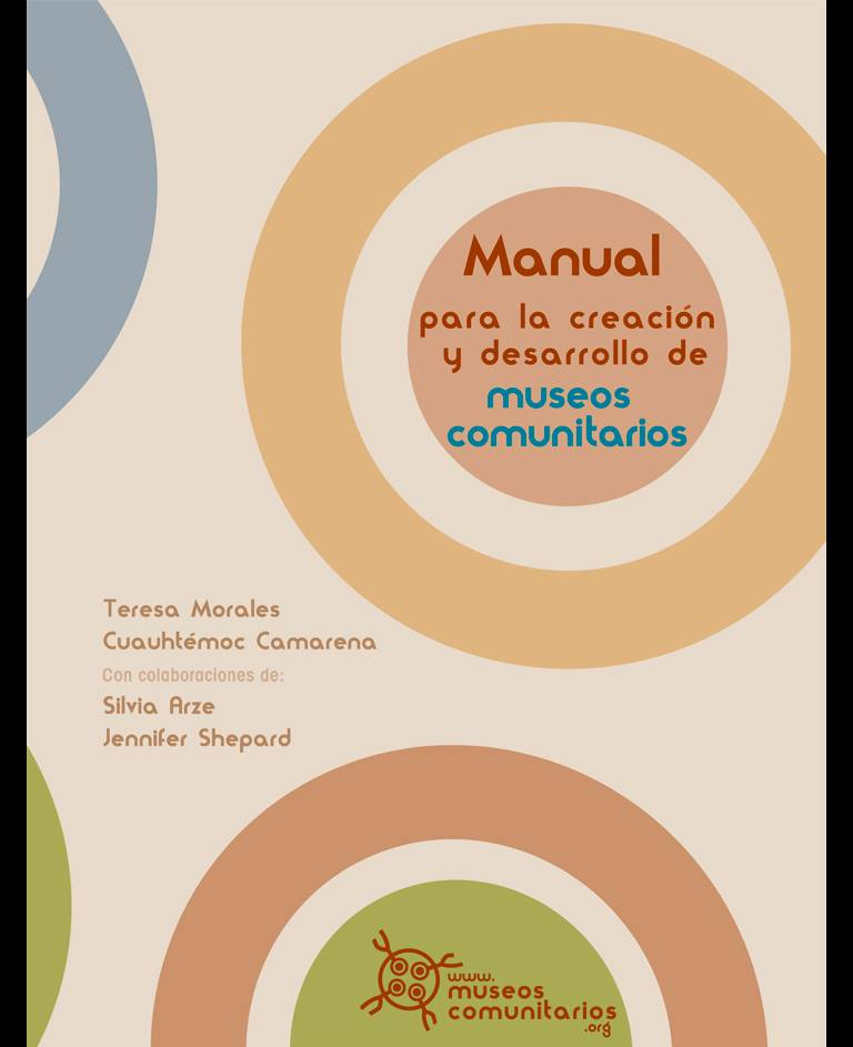 Manual Museos Comunitarios