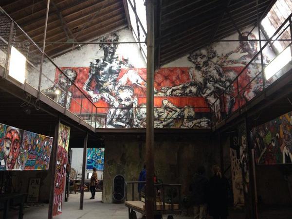 residencia artistas