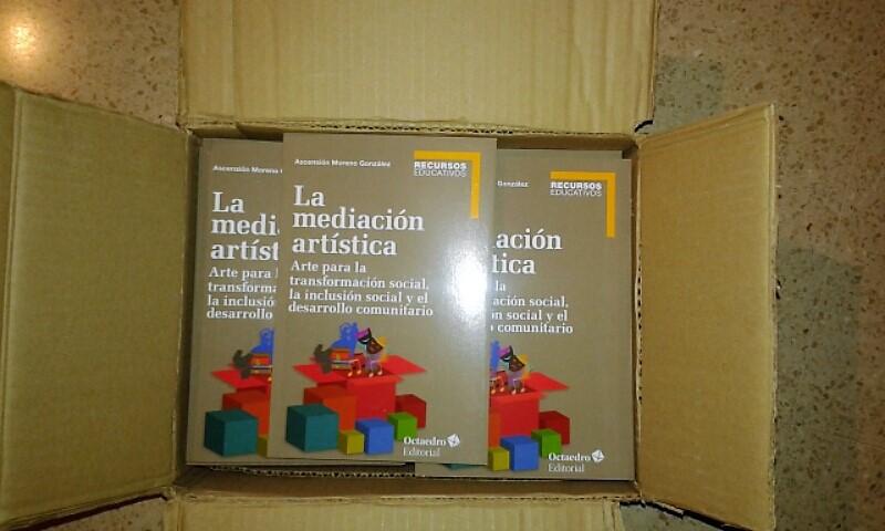 Libro Mediación Artística