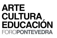 Arte cultura educación Pontevedra