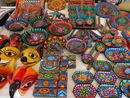 Pintura y Artesanía Indígena de Tigua_1