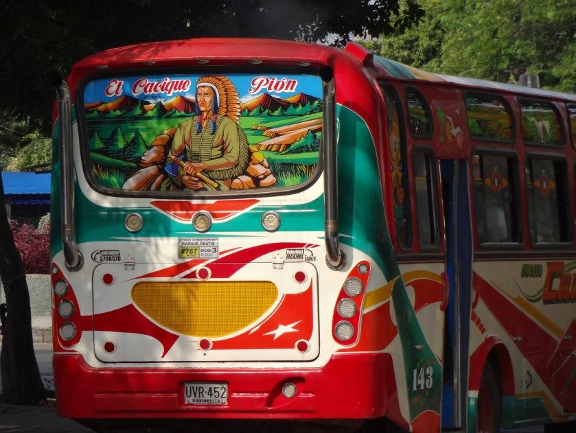 Autobus barranquilla