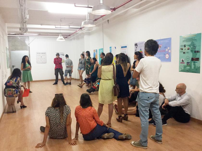 Presentación de proyectos de Mediación Artística 2017