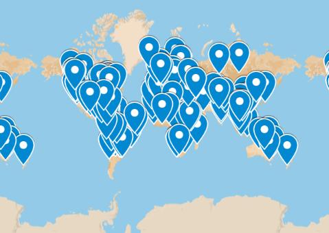 foto mapa Mediación Artística