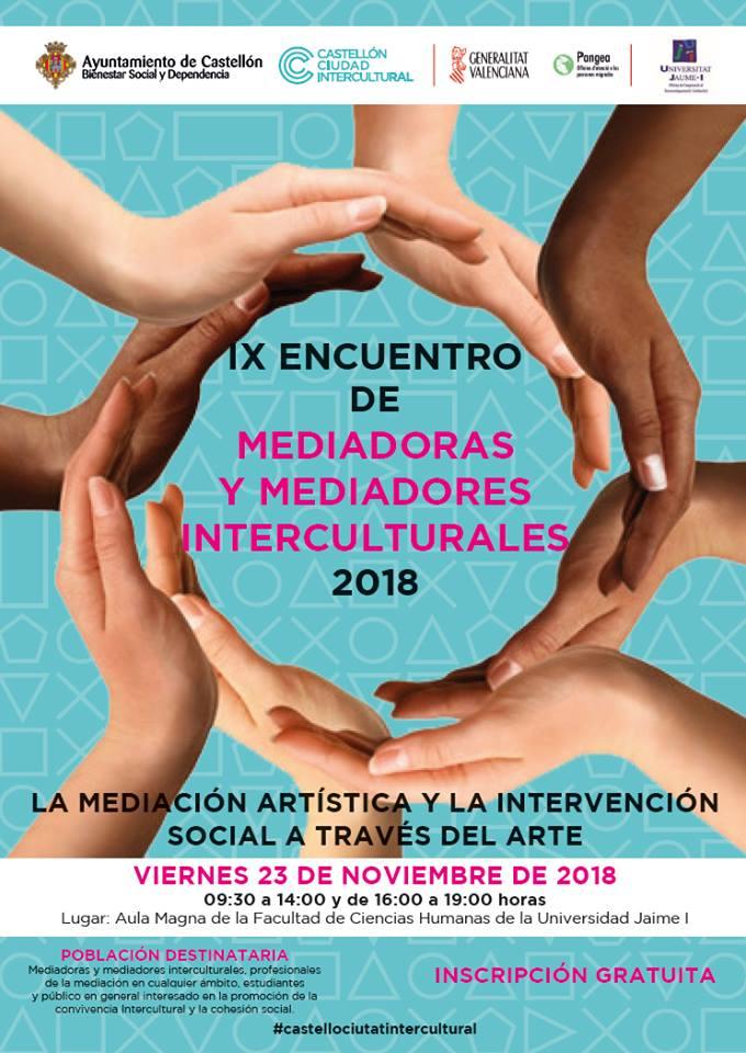 IX Encuentro de mediadoras y mediadores interculturales