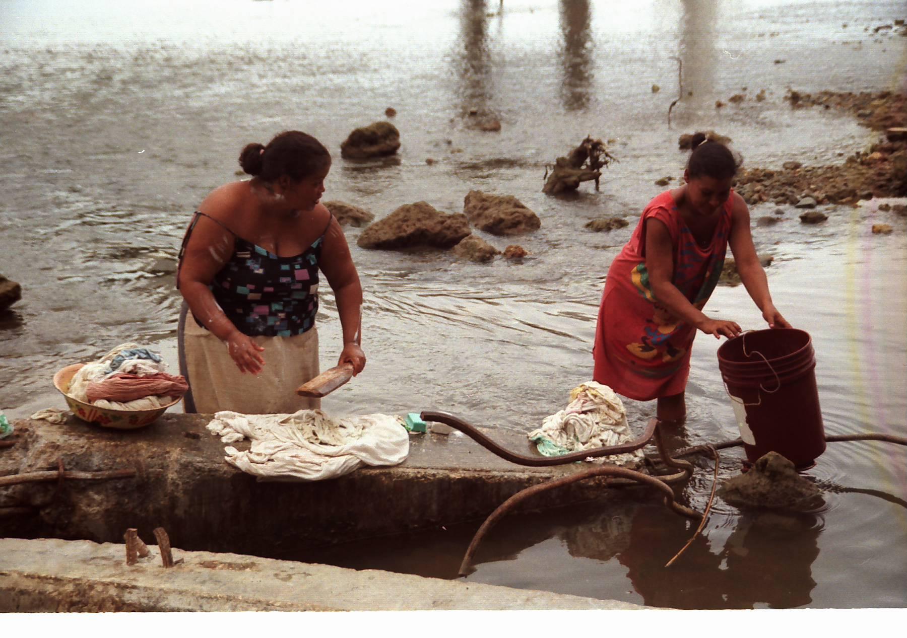 Foto: La Habana. 1998. Ascensión Moreno
